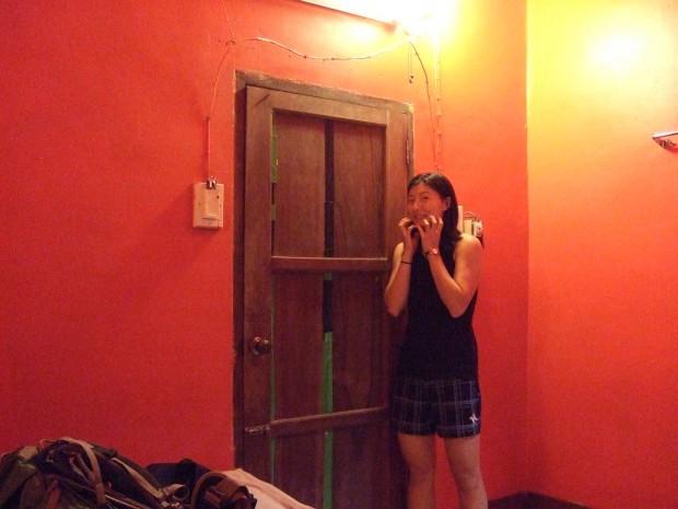 Scary Hostels