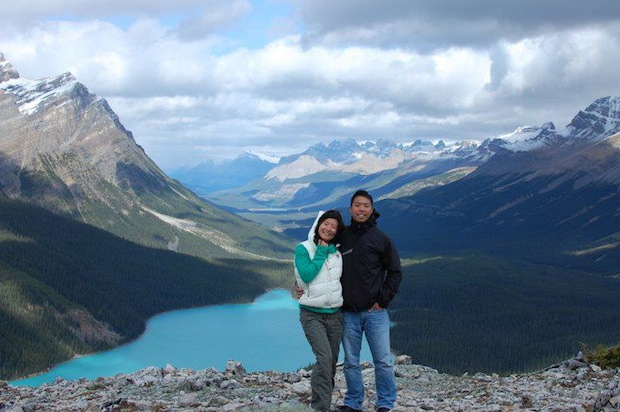 Kevin & Lily - Love in the Canadian Rockies