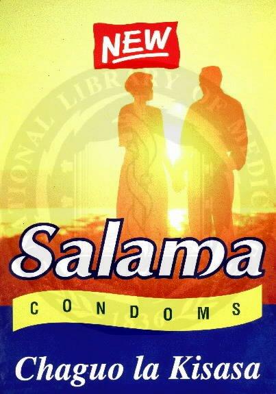 Tanzanian Condom