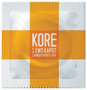 Kazakhstani Condom