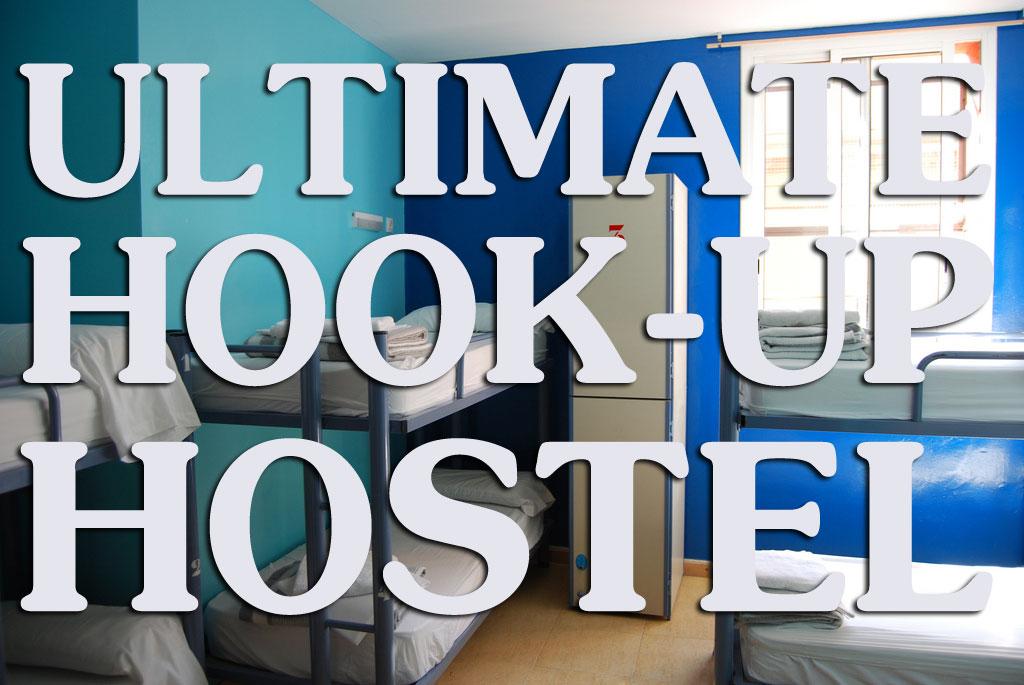 Michael Lovan - hook-up-hostel