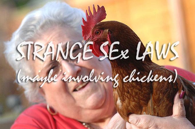 strange sex laws