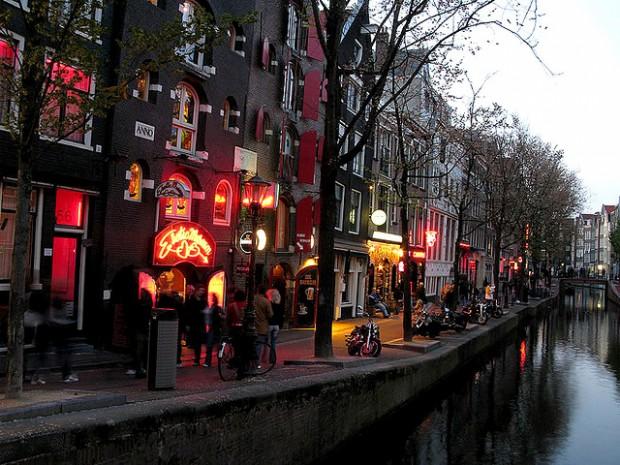 stag do destinations - amsterdam