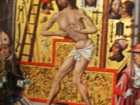 kinky Paris: Jesus doing a boogie