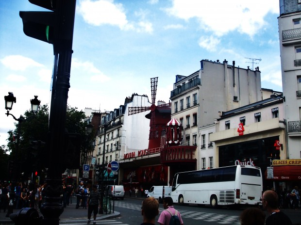 kinky Paris:Moulin Rouge