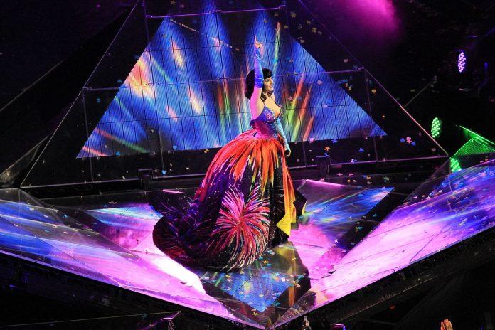 Katy Perry's Net Worth