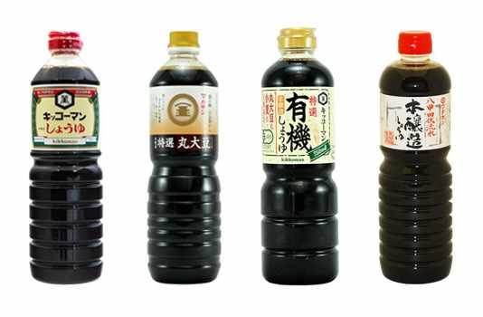 Soy Sauce Japan