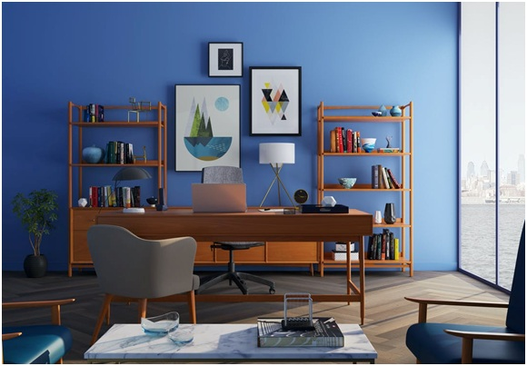 How to Make Your Office a 'Home Away from Home'