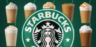 Best Starbucks Frappuccinos