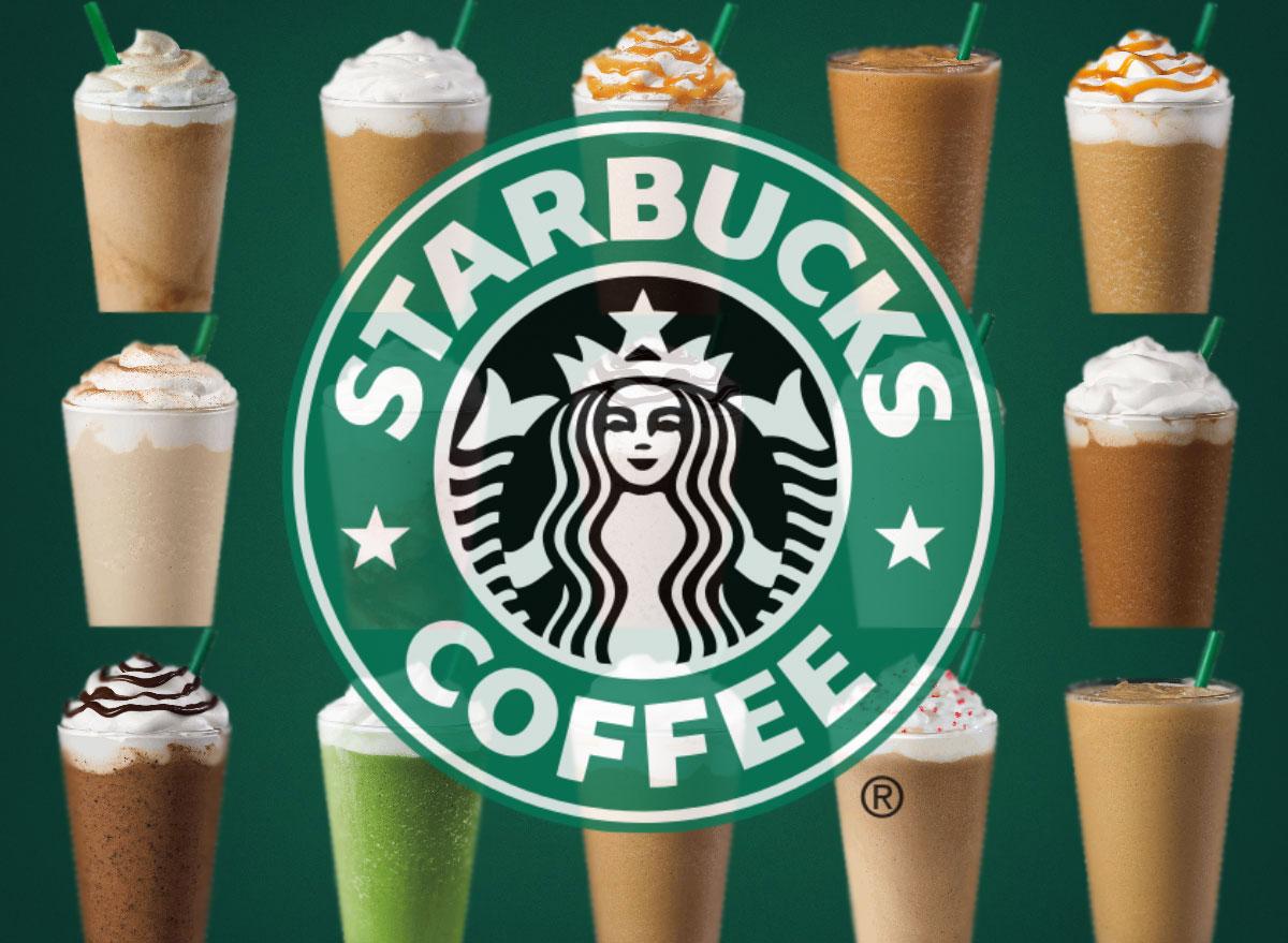 Best Starbucks Frappuccinos