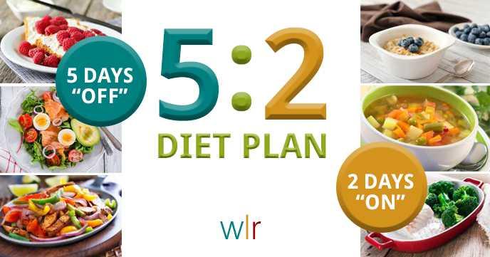 5 To 2 Diet