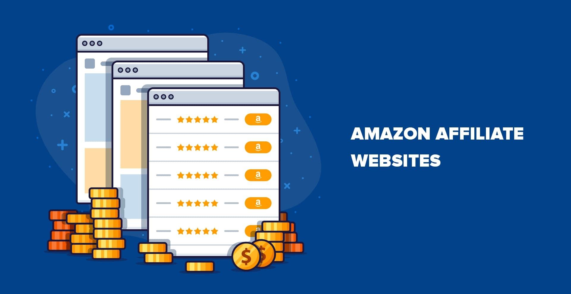 Amazon affiliate websites advantages