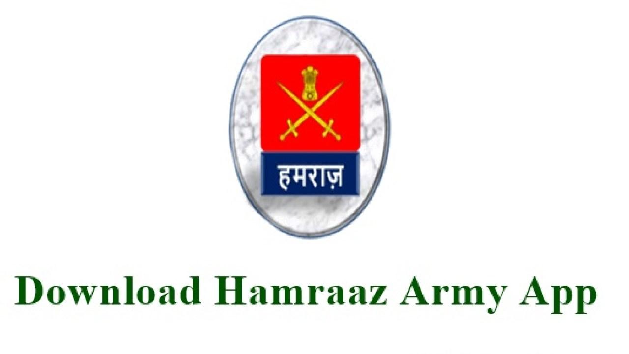hamraaz web application