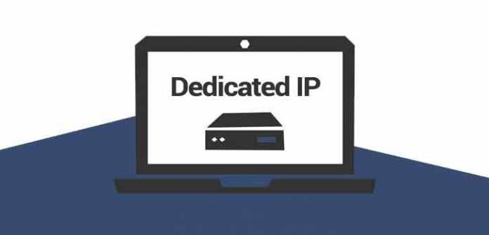 dedicated vpn ip