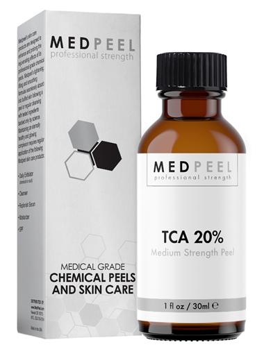 Trichloroacetic Acid Peel