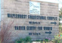 maplehurst correctional complex